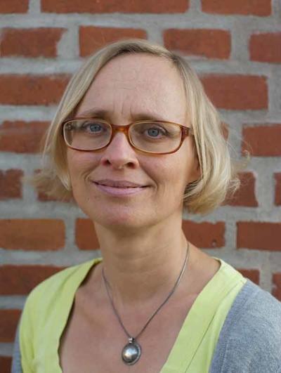Portrætfoto af Anja Christensen